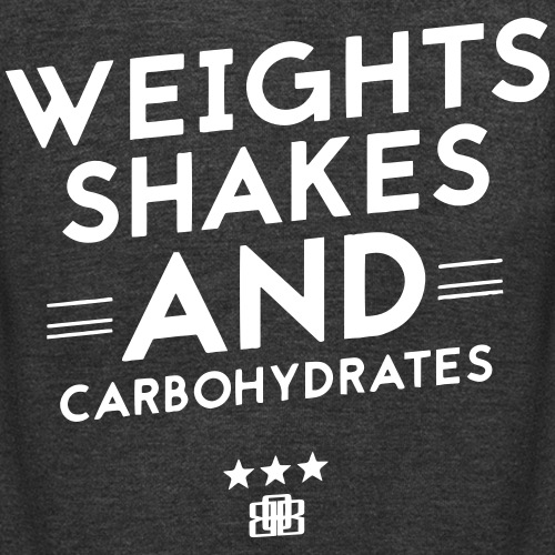 Weights Shakes and Carboh