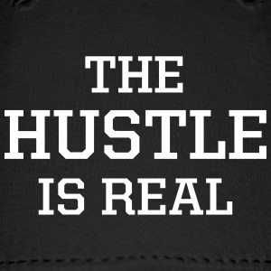 The Hustle Is Real Baseball Cap - Baseball Cap