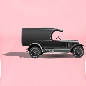 Old Car - Women's Premium T-Shirt