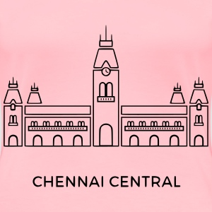 Chennai Central - Women's Premium T-Shirt