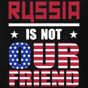 Russia is not Our Friend Kids' Shirts - Kids' T-Shirt