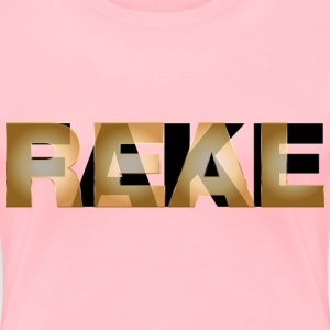 Really Fake - Women's Premium T-Shirt