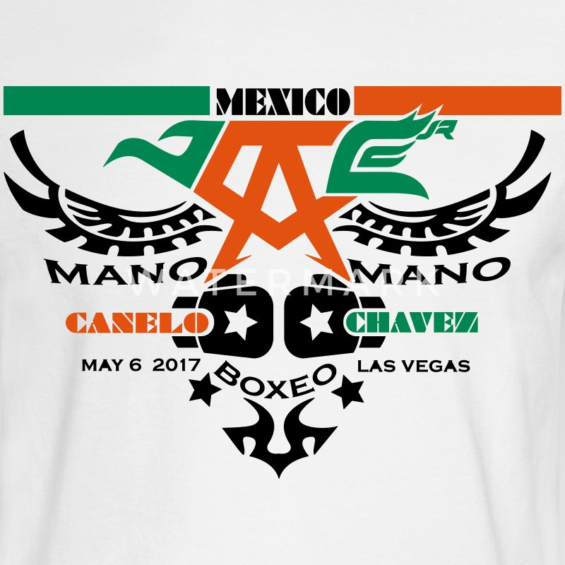 BOXING — Canelo vs Chavez Jr - Men's Long Sleeve T-Shirt