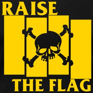 Raise the Flag T-Shirts - Women's Premium T-Shirt