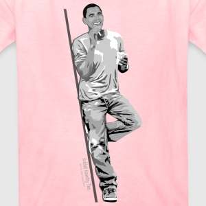 OBAMA: The Casual Citizen Kids' Shirts - Kids' T-Shirt