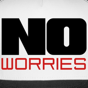 No Worries 2 Lid - Trucker Cap