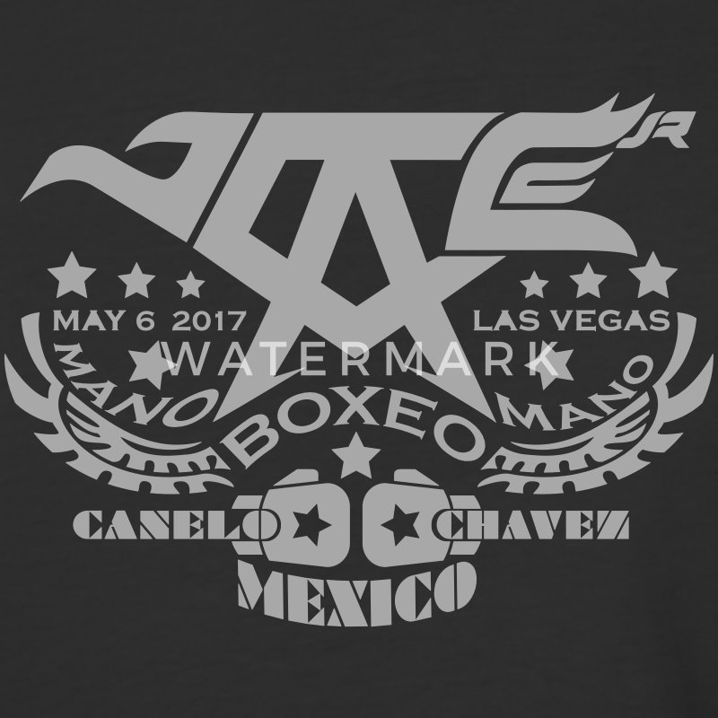 CANELO vs CHÁVEZ JR.  - Baseball T-Shirt