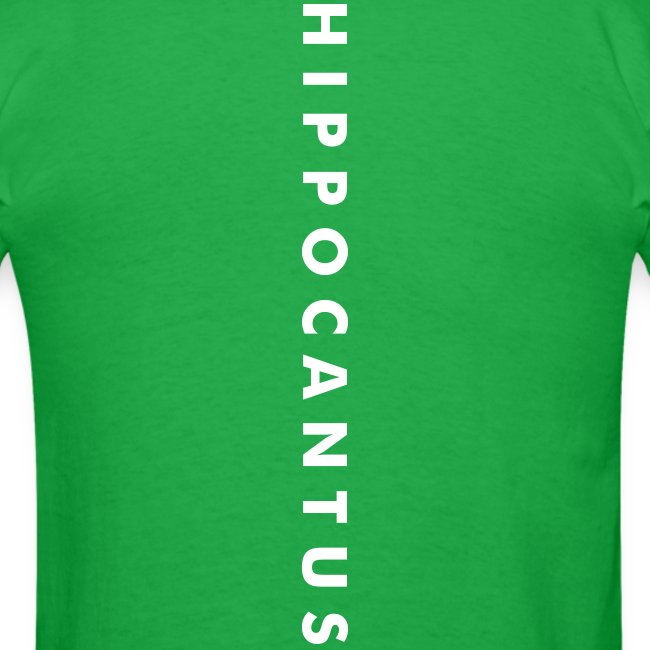 HIPPOCANTUS - back+front - s/3xl - multi colors