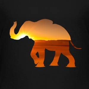 elephant walk SHIRT KID - Kids' Premium T-Shirt