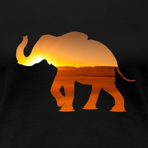 elephant walk SHIRT WOMAN - Women's Premium T-Shirt