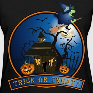 happy_halloween_10_201609 T-Shirts - Women's T-Shirt