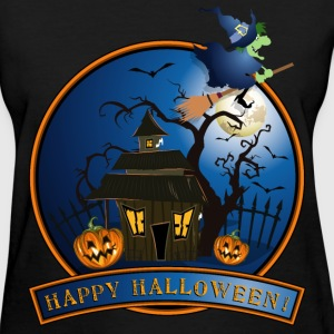 happy_halloween_10_201607 T-Shirts - Women's T-Shirt