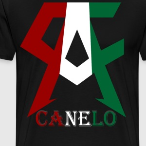 Team Canelo Alvarez Boxing Logo - Men's Premium T-Shirt