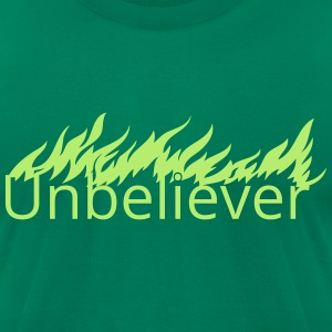Unbeliever (1 Color) T-Shirts - Men's T-Shirt by American Apparel