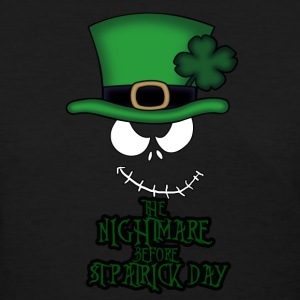 Nightmare before St.Patrick Day - Women's T-Shirt