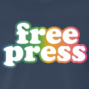 Free Press T-Shirts - Men's Premium T-Shirt