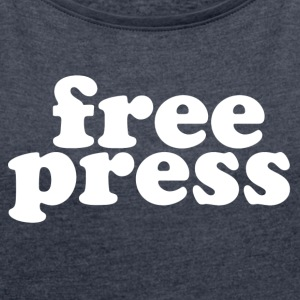 Free Press T-Shirts - Women's Roll Cuff T-Shirt