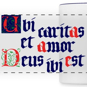 Ubi Caritas Mugs & Drinkware - Panoramic Mug