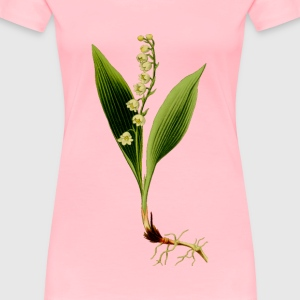 Lily of the valley - Women's Premium T-Shirt