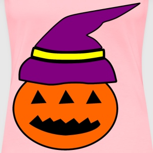 pumpkin - Women's Premium T-Shirt