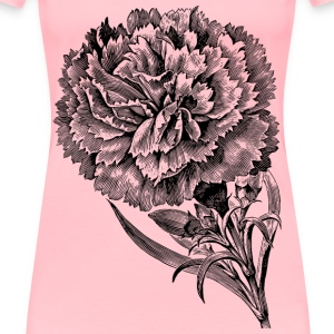 Carnation - Women's Premium T-Shirt