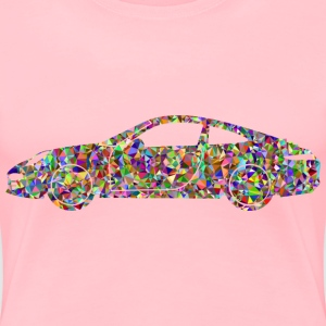Chromatic Gem  - Women's Premium T-Shirt