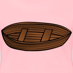 Rowboat 2 - Women's Premium T-Shirt