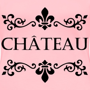 Chateau 1 - Women's Premium T-Shirt