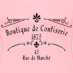 Boutique De Confiserie - Women's Premium T-Shirt