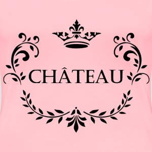 Chateau 2 - Women's Premium T-Shirt