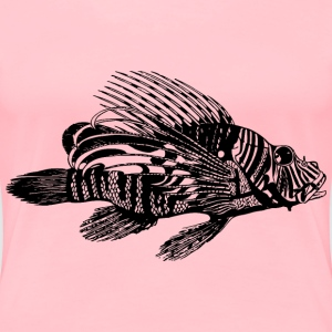 Lionfish - Women's Premium T-Shirt