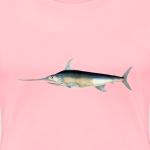 Swordfish 3 - Women's Premium T-Shirt