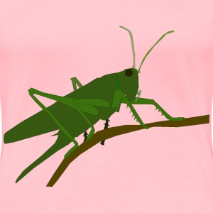 Grasshopper - Women's Premium T-Shirt