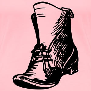 Boot - Women's Premium T-Shirt