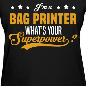 Bag Printer - Women's T-Shirt
