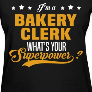 Bakery Clerk - Women's T-Shirt