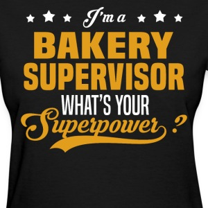 Bakery Supervisor - Women's T-Shirt