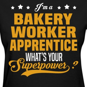Bakery Worker Apprentice - Women's T-Shirt