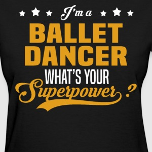 Ballet Dancer - Women's T-Shirt
