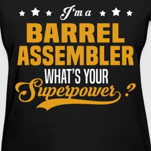 Barrel Assembler - Women's T-Shirt