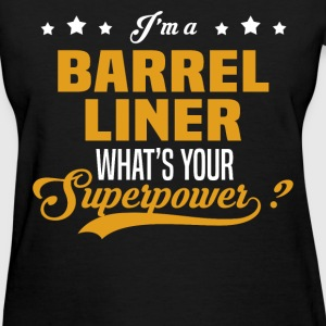 Barrel Liner - Women's T-Shirt