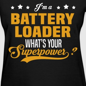 Battery Loader - Women's T-Shirt