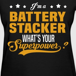 Battery Stacker - Women's T-Shirt