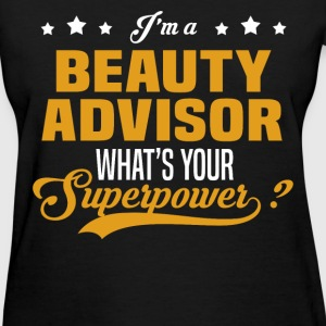 Beauty Advisor - Women's T-Shirt