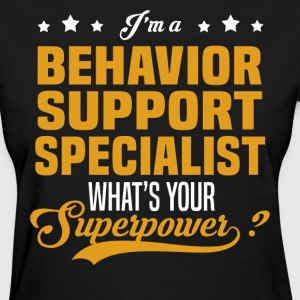 Behavior Support Specialist - Women's T-Shirt