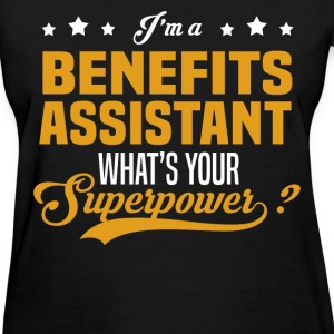 Benefits Assistant - Women's T-Shirt