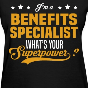 Benefits Specialist - Women's T-Shirt