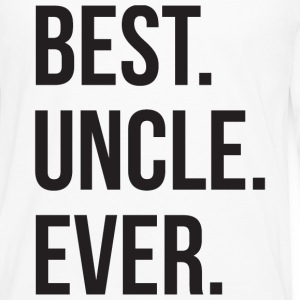 Best Uncle Ever Long Sleeve Shirts - Men's Premium Long Sleeve T-Shirt