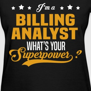 Billing Analyst - Women's T-Shirt