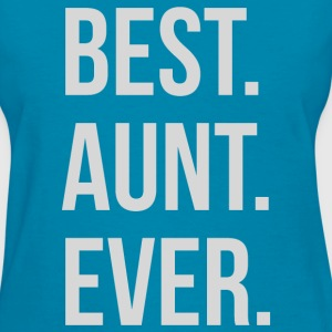 Best Aunt Ever T-Shirts - Women's T-Shirt